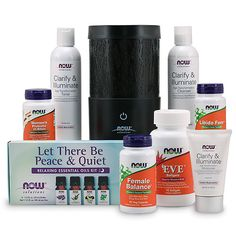 Enter to win a Women's Wellness Prize Pack filled with our favorite female-friendly NOW goodies (a $244.91 value).