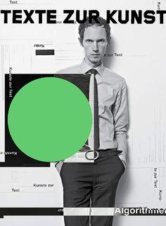 Poster zur Lesung von Michael Riedel von Double Standards, Berlin