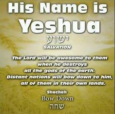 (2) Yeshua HaMashiach Praises & Hebrew