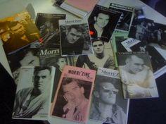 Morrissey 'zines.