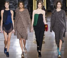 Stella McCartney Fall/Winter 2014-2015 Collection - Paris Fashion Week  #ParisFashionWeek #fashionweek #PFW