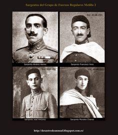 El Desastre de Annual: El Grupo de Regulares en campaña. 1920-1921. 1ª parte