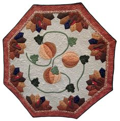 Octagonal Table Topper