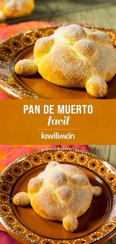 Mexican Bread, Real Mexican Food, Mexican Dishes, Mexican Food Recipes, Dessert Recipes, Desserts, Santa Clara, Mexican Pastries, Bread Recipes