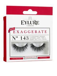 Exaggerate No. 143 - Eylure - Svart - Makeup - Skönhet - Kvinna - Nelly.com