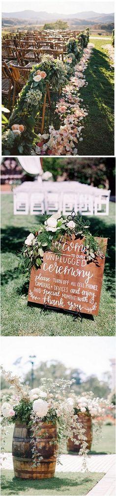 28 Chic Vineyard Themed Wedding Ideas for 2018 - Oh Best Day Ever Wedding Ideas 2018, Wedding Themes, Wedding Signs, Wedding Planning, Wedding Decorations, Fall Wedding, Wedding Ceremony, Our Wedding, Wedding Venues
