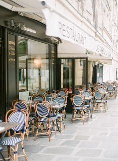 Paris honeymoon travel guide by fine art wedding photographer Molly Carr in Paris, France, as seen on Style Me Pretty. Hotel Restaurant, Restaurant Design, Bakery Design, Paris Travel, France Travel, Little Paris, Paris Cafe, Paris Paris, French Cafe