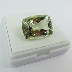 ct Beautiful 19 x 14 mm Antique Facet Brazil Amethyst / Prasiolith Amethyst Gemstone, Natural Gemstones, Brazil, Antiques, Beautiful, Gemstones, Universe, Accessories, Minerals