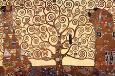 L'albero della vita, Stoclet Frieze, ca. 1909 Stampa artistica