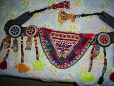 Vintage Kuchi Belt. $50.00, via Etsy.