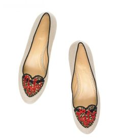 """Charlotte Olympia """"Breakfast in Paris"""" SS2013 Collection"""