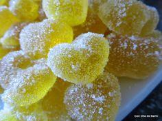 Gum Drops, Food Hacks, Nutella, Jelly, Fondant, Bakery, Healthy Recipes, Healthy Food, Sweets