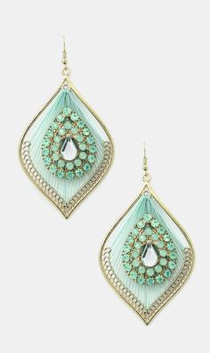 I absolutely LUV these earrings!!