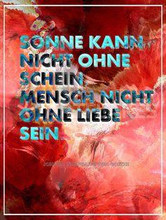 """""""Sonne kann nicht ohne Schein..."""" Grafik/Illustration von Christine Bässler jetzt als Poster, Kunstdruck oder Grußkarte kaufen.."""