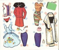 22 Feb Creative papercraft ideas for your free pull-out patterned papers in Mollie Makes magazine. Share using May 2017 … 10 Coolest and amazing paper craft ideas for kids Barbie Paper Dolls, Paper Dolls Book, Barbie Skipper, Vintage Paper Dolls, Barbie And Ken, Vintage Barbie, Activities For Girls, Paper Dolls Printable, Victorian Dollhouse