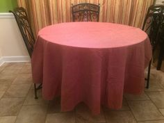 Tablecloth Oblong Red Gold Holiday 85 x 82 inches