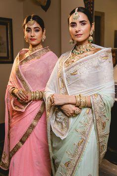 Bridal Silk Saree, Chiffon Saree, Saree Blouse Patterns, Saree Blouse Designs, Cotton Saree Designs, Rajputi Dress, Wedding Saree Collection, Indian Bridal Outfits, Saree Trends