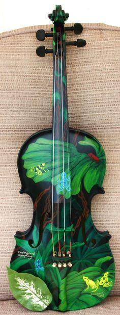 Painted Violins