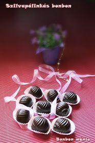 Bonbon mánia: Szilvapálinkás, aszalt szilvás bonbon Pudding, Desserts, Food, Tailgate Desserts, Deserts, Custard Pudding, Essen, Puddings, Postres