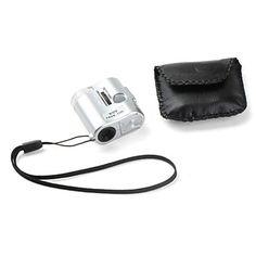 EUR € 4.25 - 60x 3-LED microscópio de bolso mini com bolsa, Frete Grátis em Todos os Gadgets!