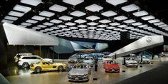 Messeauftritt Mercedes-Benz