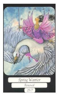 January 27 Tarot Card: Knight of Swords (Merry Day deck) What you seek is seeking you ~ this is the day to take a confident step toward your dreams