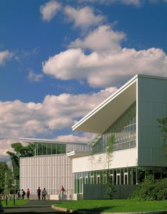 Image 5 of 12 from gallery of Smith College Campus Center / Weiss/Manfredi. Photograph by Jeff Goldberg/Esto Smith College, College Campus, College Board, Bradford College, College Aesthetic, Going Back To College, Publisher Clearing House, New Environment, Construction