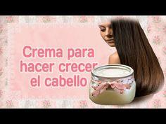 Crema para hacer crecer el cabello - Remedios Caseros