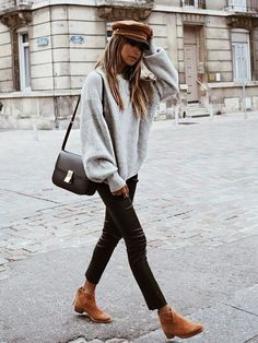 20 Cozy Sweaters to Wear With Your Skinny Jeans