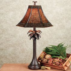 1000 images about sunroom decorating ideas on pinterest for Tropical floor lamp with table