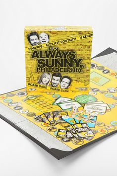 It's Always Sunny in Philadelphia Game. I NEED THIS FOR CHRISTMAS ASAPPPPP