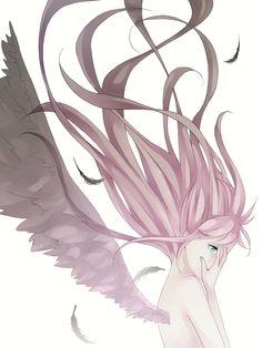 Megurine Luka, Angel, Wings