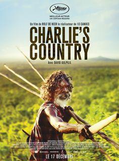 Charlie's country est un film de Rolf De Heer avec David Gulpilil, Peter Djigirr. Synopsis : Charlie est un ancien guerrier aborigène. Alors que le gouvernement amplifie son emprise sur le mode de vie traditionnel de sa communauté, Charlie se joue et déjoue des policiers sur son chemin. Perdu entre deux cultures, il décide de retourner vivre dans le bush à la manière des anciens... http://www.allocine.fr/film/fichefilm_gen_cfilm=224733.html