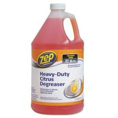 ZEP Citrus Cleaner is made with natural citrus solvent to power through the toughest grease, dirt and grime. Great for cleaning on nearly every surface. Deep Cleaning Tips, Cleaning Solutions, Cleaning Hacks, Cleaning Supplies, Cleaning Products, Commercial Cleaners, Glass Cooktop, Clean Freak, Simple Life Hacks