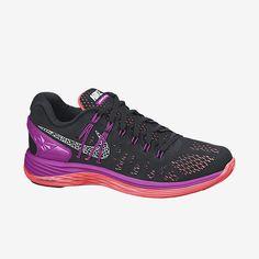 Nike Lunareclipse 5 Zapatillas De Running Mujer Negro/Fucsia Flash/Lava Cálida/Blanco 705397-005
