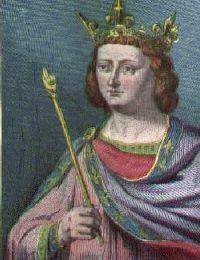 Louis X de France, dit « le Hutin » (c'est-à-dire « l'entêté »), né le 4 octobre 1289 à Paris, mort le 5 juin 1316 à Vincennes, est roi de Navarre de 1305 à 1316 (sous le nom de Louis Ier) et roi de France de 1314 à 1316 (sous le nom de Louis X), douzième de la dynastie dite des Capétiens directs.