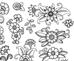 17 PRINTABLE TEMPLATES for bible journaling verse art, illustrated faith bible clipart stamps, scripture art printable stencils. Printable Templates, Printable Art, Printable Stencils, Mandala Printable, Printable Flower, Flower Coloring Pages, Coloring Book, Colouring, Adult Coloring