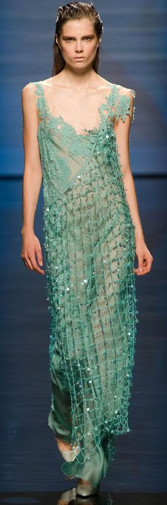 Alberta Ferretti Spring Summer 2013 Ready To Wear Collection