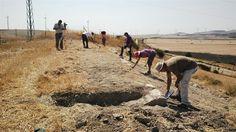 Personas trabajando en el proyecto 'Aqua Ducta' #cadiz
