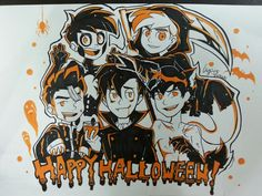 I just Love this pic (Fandoms Below If u Dont Know) Dude thats my ghost Danny Phantom Ben 10 Randy 9th Grade Ninga (Dont know last name) And...i have no idea sorry