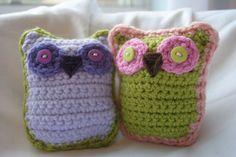 Owl sachets