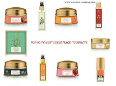 Top 10 Forest Essentials Products, Prices, Buy Online Beauty & Personal Care - luxury beauty gift sets - http://amzn.to/2ljmWg3