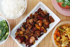 Dry Chilli Chicken- best recipe from Singapore