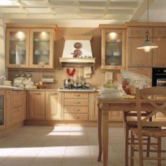 Traditional Italian Kitchen(Scavolini) via Home Design