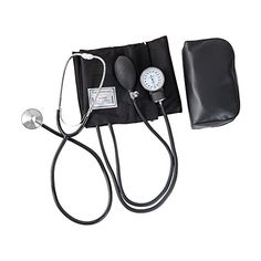 Special Offers - HealthSmart Home Blood Pressure Kit with Manual Sphygmomanometer Stethoscope and Carrying Case Large Adult Cuff 13 to 17 inches Black - In stock & Free Shipping. You can save more money! Check It (August 27 2016 at 11:13PM) >> http://hrmrunningwatch.net/healthsmart-home-blood-pressure-kit-with-manual-sphygmomanometer-stethoscope-and-carrying-case-large-adult-cuff-13-to-17-inches-black/