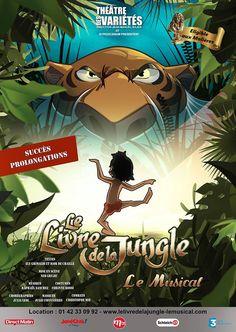 Le Livre de la Jungle | Théâtre des Variétés