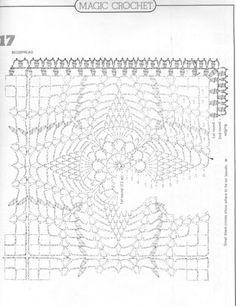 Crochet Knitting Handicraft: Bed sheets