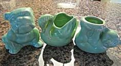 Image Search Results for vintage animal planters