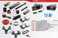 www.continual.com.tr Brake Caliper Repair Kits For Trucks Bus and Vans