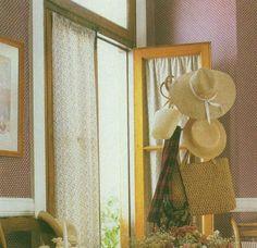 Tipos de cortinas visillos y estores. Cortinas para miradores. si ...
